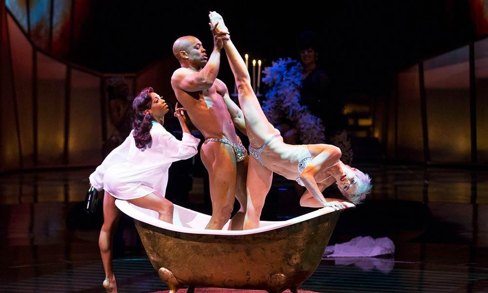 Arte Mediathek Cirque Du Soleil