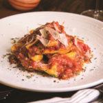 Short Rid Tortellini With Arrabiata Sauce At Fresco Italiano, Westgate.